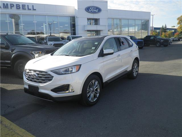 2019 Ford Edge Titanium (Stk: 1918860) in Ottawa - Image 1 of 11