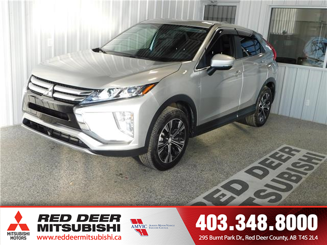 2018 Mitsubishi Eclipse Cross LE (Stk: E197726A) in Red Deer County - Image 1 of 18