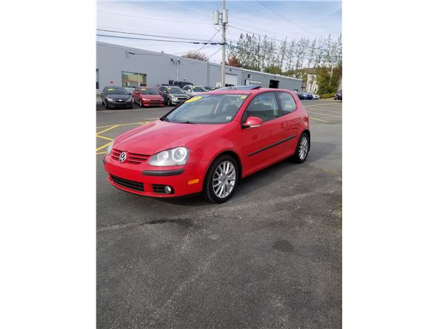 2009 Volkswagen Rabbit 2-Door S (Stk: ) in Dartmouth - Image 1 of 14