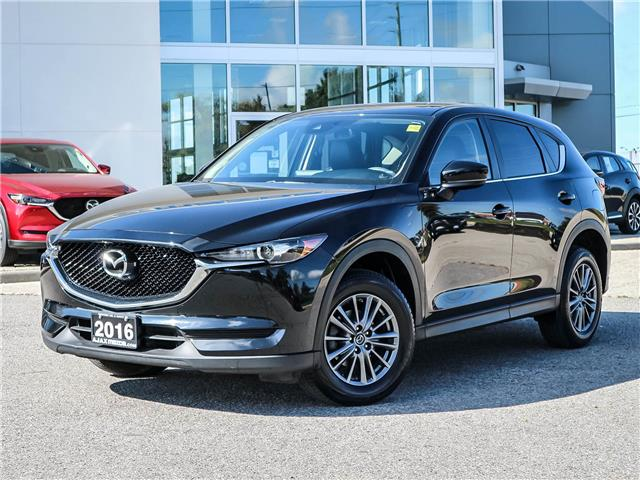 2018 Mazda CX-5 GS (Stk: P5278) in Ajax - Image 1 of 23