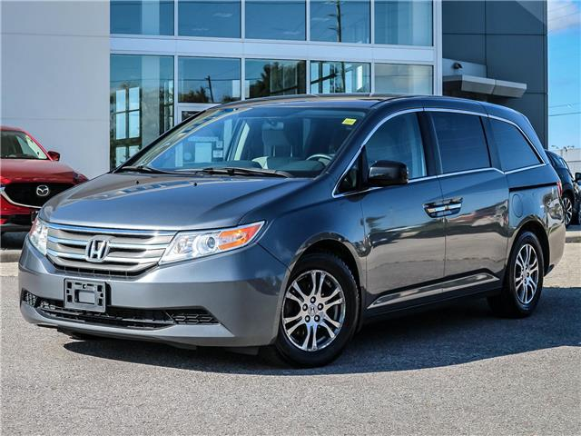 2013 Honda Odyssey EX (Stk: P5300) in Ajax - Image 1 of 22