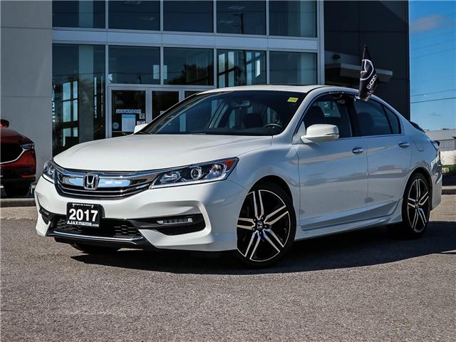 2017 Honda Accord Sport (Stk: P5294) in Ajax - Image 1 of 26