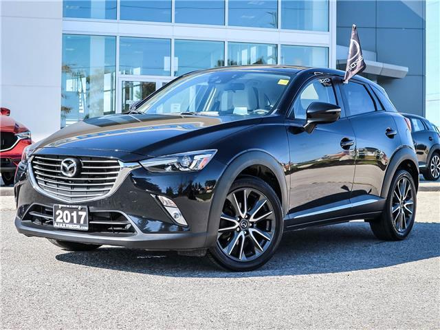 2017 Mazda CX-3 GT (Stk: P5283) in Ajax - Image 1 of 23