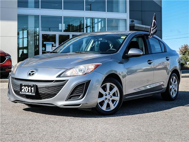 2011 Mazda Mazda3 GX (Stk: 19-1613A) in Ajax - Image 1 of 21