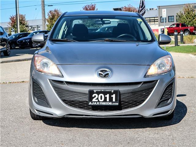 2011 Mazda Mazda3 GX (Stk: 19-1613A) in Ajax - Image 2 of 21