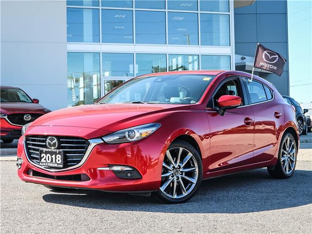 2018 Mazda Mazda3 Sport GT (Stk: P5255) in Ajax - Image 1 of 24