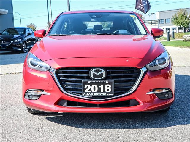 2018 Mazda Mazda3 Sport GT (Stk: P5255) in Ajax - Image 2 of 24