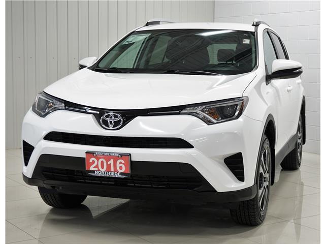 2016 Toyota RAV4 LE (Stk: P5546) in Sault Ste. Marie - Image 1 of 21