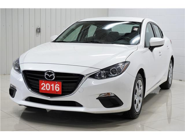 2016 Mazda Mazda3 GX (Stk: MP0576) in Sault Ste. Marie - Image 1 of 21