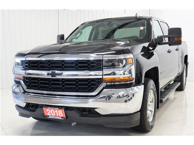 2018 Chevrolet Silverado 1500 LS (Stk: T19289A) in Sault Ste. Marie - Image 1 of 17