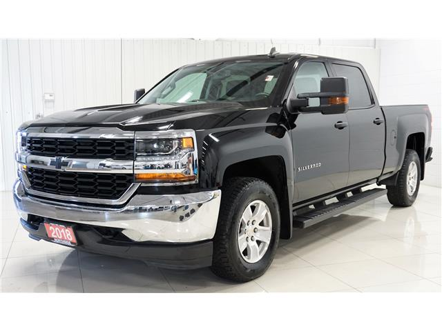 2018 Chevrolet Silverado 1500 LS (Stk: T19289A) in Sault Ste. Marie - Image 2 of 17
