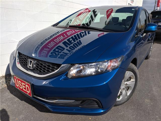 2013 Honda Civic LX (Stk: H47365A) in North Cranbrook - Image 2 of 15