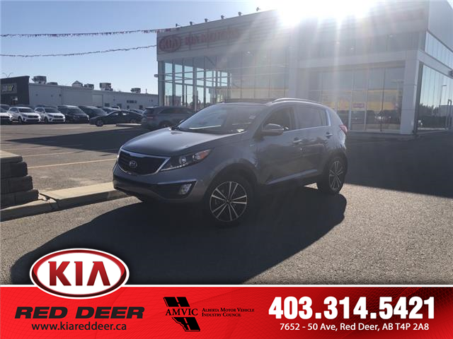 2016 Kia Sportage EX Luxury (Stk: 20SP4280A) in Red Deer - Image 1 of 30