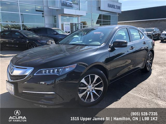 2017 Acura TLX Base (Stk: 1717280) in Hamilton - Image 1 of 26