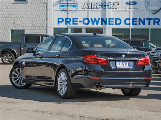 2013 BMW 528i xDrive (Stk: A90804) in Hamilton - Image 2 of 30