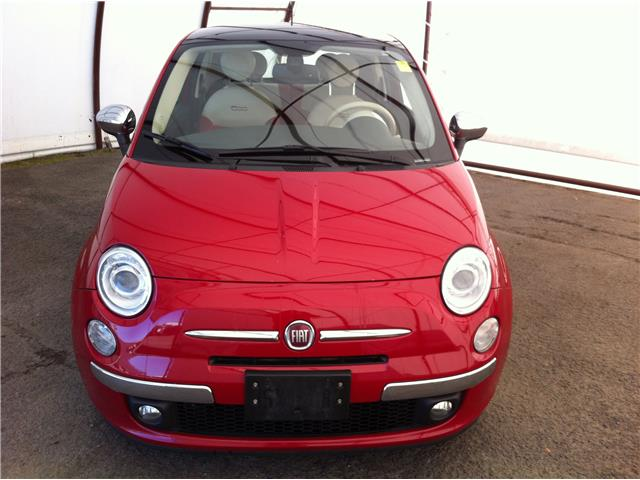 2013 Fiat 500 Lounge (Stk: A8512A) in Ottawa - Image 2 of 24