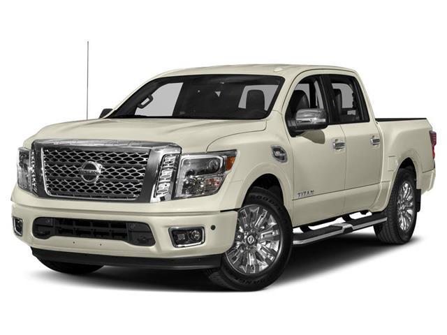 2019 Nissan Titan Platinum (Stk: A8407) in Hamilton - Image 1 of 9