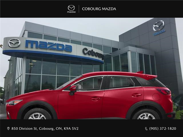 2019 Mazda CX-3 GS (Stk: 19335) in Cobourg - Image 1 of 1