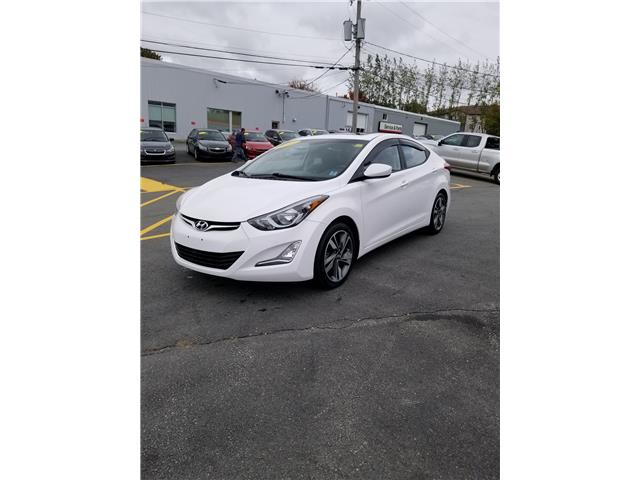 2016 Hyundai Elantra SE 6AT (Stk: p19-242) in Dartmouth - Image 1 of 13