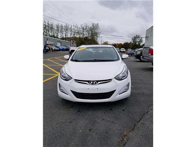 2016 Hyundai Elantra SE 6AT (Stk: p19-242) in Dartmouth - Image 2 of 13