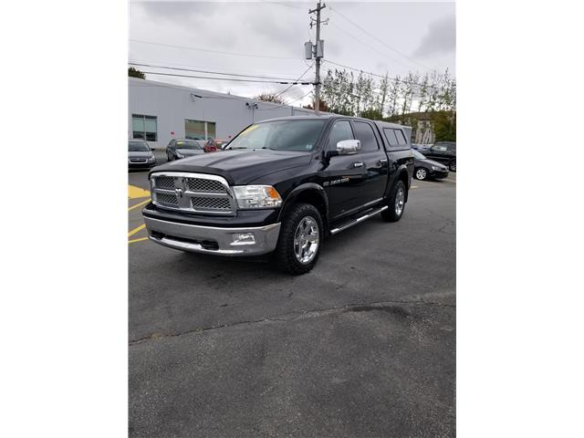 2012 RAM 1500 Laramie Crew Cab 4WD (Stk: p19-268) in Dartmouth - Image 1 of 19