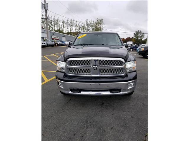 2012 RAM 1500 Laramie Crew Cab 4WD (Stk: p19-268) in Dartmouth - Image 2 of 19