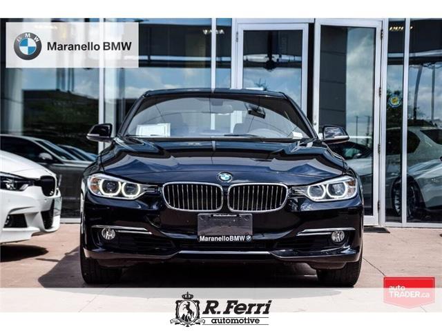 2015 BMW 328i xDrive (Stk: U8621) in Woodbridge - Image 2 of 22