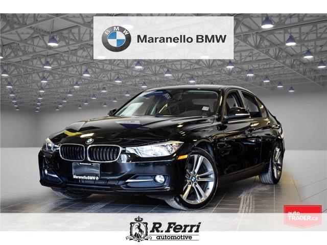 2015 BMW 320i xDrive (Stk: U8686) in Woodbridge - Image 1 of 26