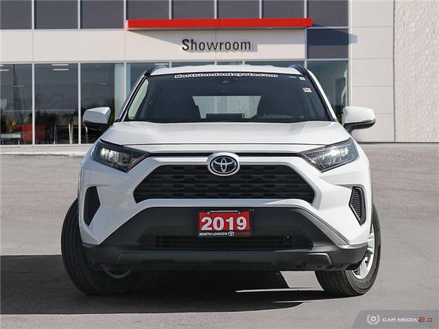 2019 Toyota RAV4 LE (Stk: U11044) in London - Image 2 of 27
