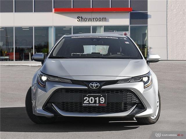 2019 Toyota Corolla Hatchback Base (Stk: U11043) in London - Image 2 of 27