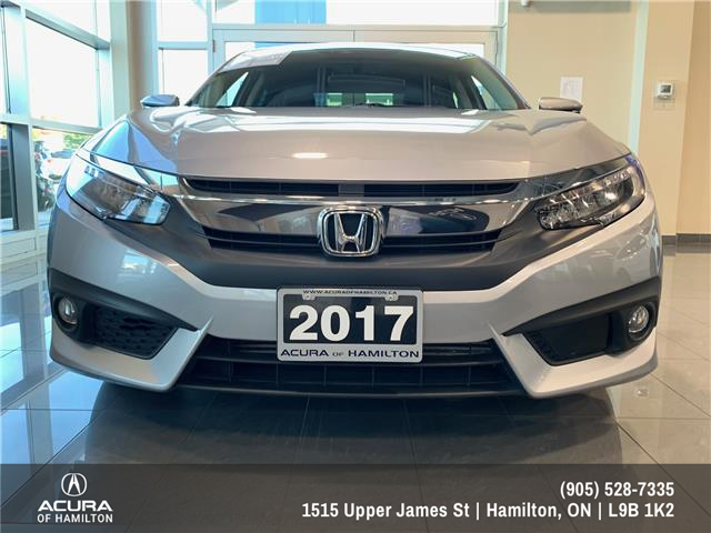 2017 Honda Civic Touring (Stk: 1716620) in Hamilton - Image 1 of 28