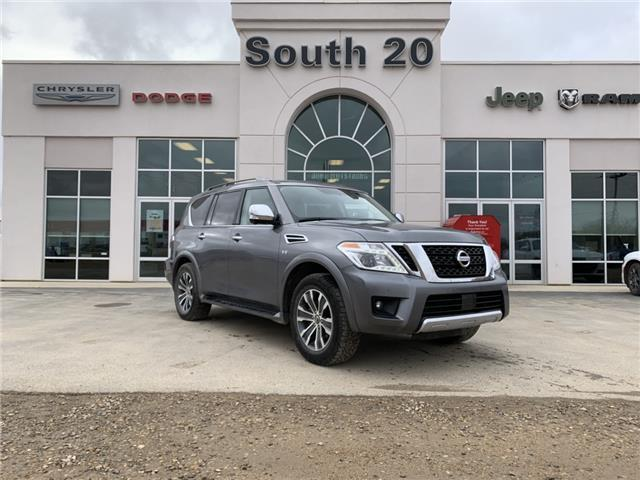 2018 Nissan Armada  (Stk: 32651A) in Humboldt - Image 1 of 8
