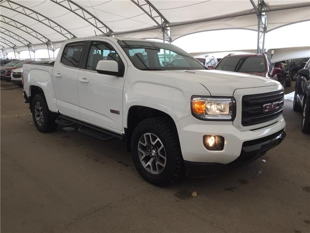 2018 GMC Canyon All Terrain w/Leather (Stk: 165793) in AIRDRIE - Image 1 of 32