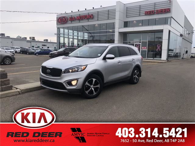 2016 Kia Sorento 2.0L EX (Stk: 9SR9578A) in Red Deer - Image 1 of 27
