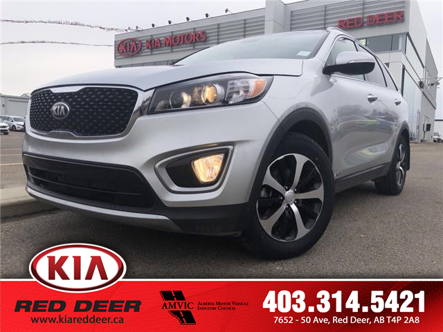 2016 Kia Sorento 2.0L EX (Stk: 9SR9578A) in Red Deer - Image 2 of 27