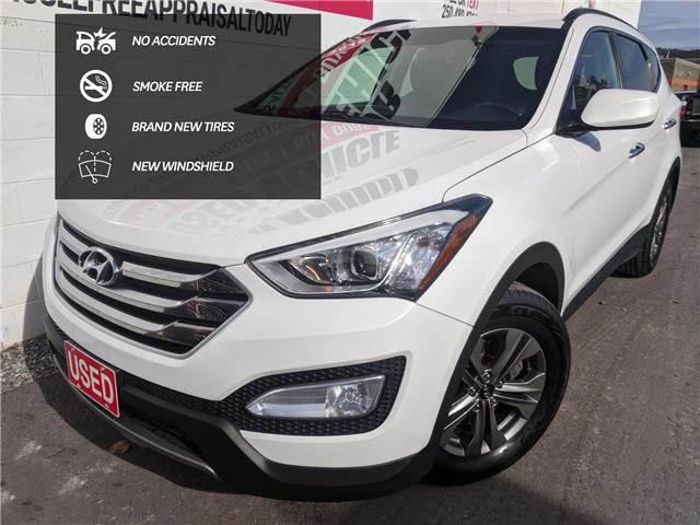 2015 Hyundai Santa Fe Sport 2.4 Premium (Stk: H41600A) in North Cranbrook - Image 1 of 17