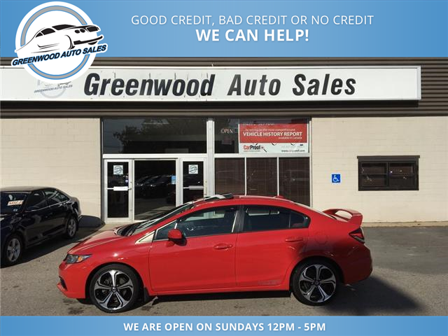2015 Honda Civic Si (Stk: 15-01687) in Greenwood - Image 1 of 18