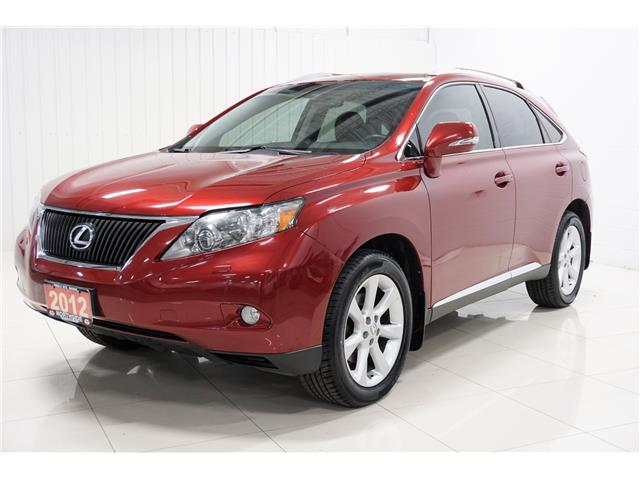 2012 Lexus RX 350 Base (Stk: P5485A) in Sault Ste. Marie - Image 1 of 25