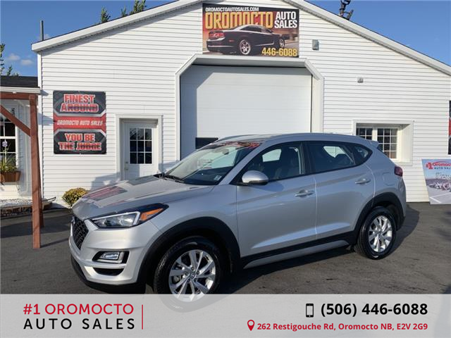 2019 Hyundai Tucson Preferred (Stk: 439) in Oromocto - Image 1 of 14