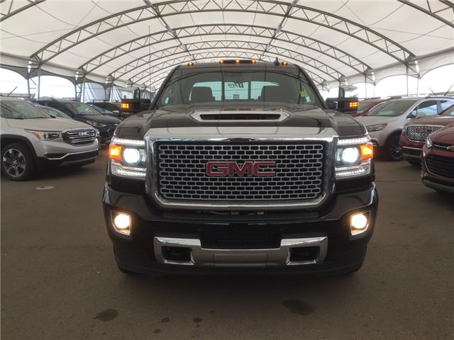 2017 GMC Sierra 2500HD Denali (Stk: 155277) in AIRDRIE - Image 2 of 41