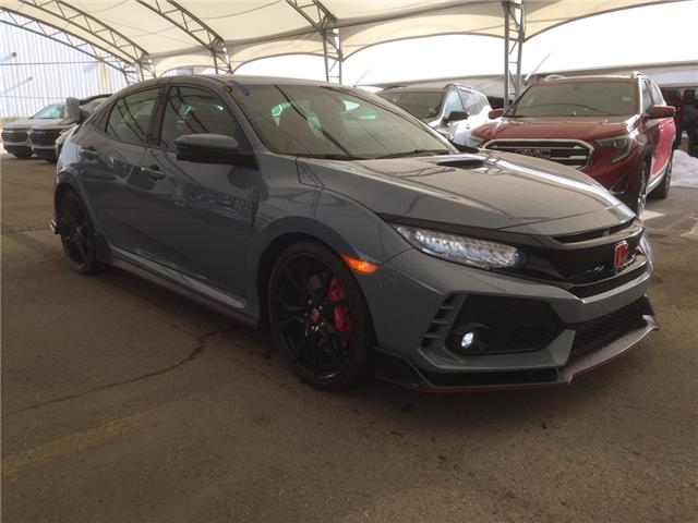 2019 Honda Civic Type R Base (Stk: 178590) in AIRDRIE - Image 1 of 34