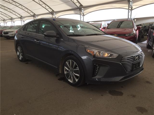 2018 Hyundai Ioniq Hybrid Limited (Stk: 178913) in AIRDRIE - Image 1 of 34