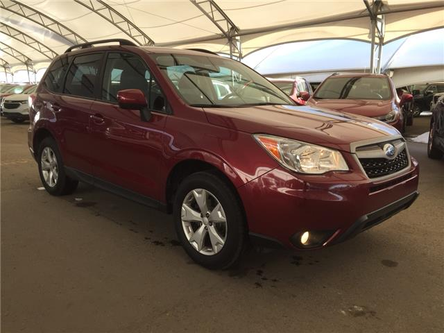 2016 Subaru Forester 2.5i Convenience Package (Stk: 178952) in AIRDRIE - Image 1 of 34