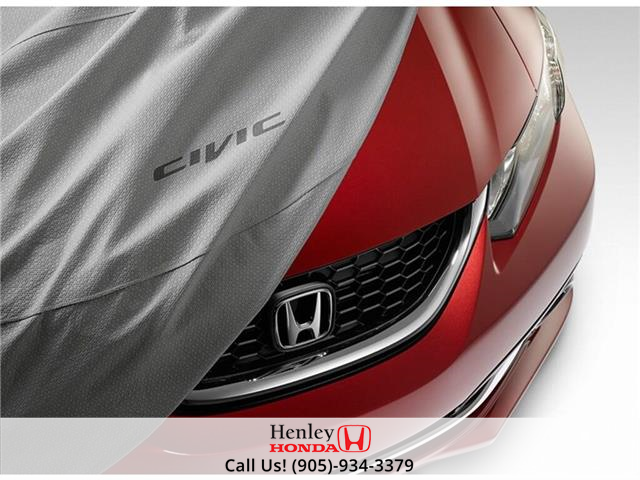 2016 Honda Civic Sedan 4dr CVT LX (Stk: R9597) in St. Catharines - Image 1 of 1