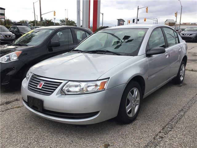 2007 Saturn ION  (Stk: T8389) in Hamilton - Image 1 of 1