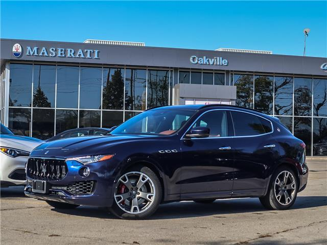 2017 Maserati Levante S (Stk: U447) in Oakville - Image 1 of 30