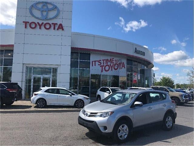 2015 Toyota RAV4  (Stk: 6577) in Aurora - Image 1 of 13