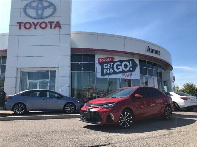 2019 Toyota Corolla XSE (Stk: 6596) in Aurora - Image 1 of 23