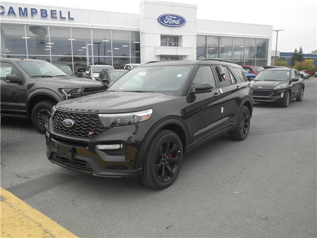 2020 Ford Explorer ST (Stk: 2000230) in Ottawa - Image 1 of 12