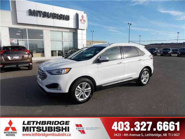 2019 Ford Edge SEL (Stk: P3925) in Lethbridge - Image 1 of 8